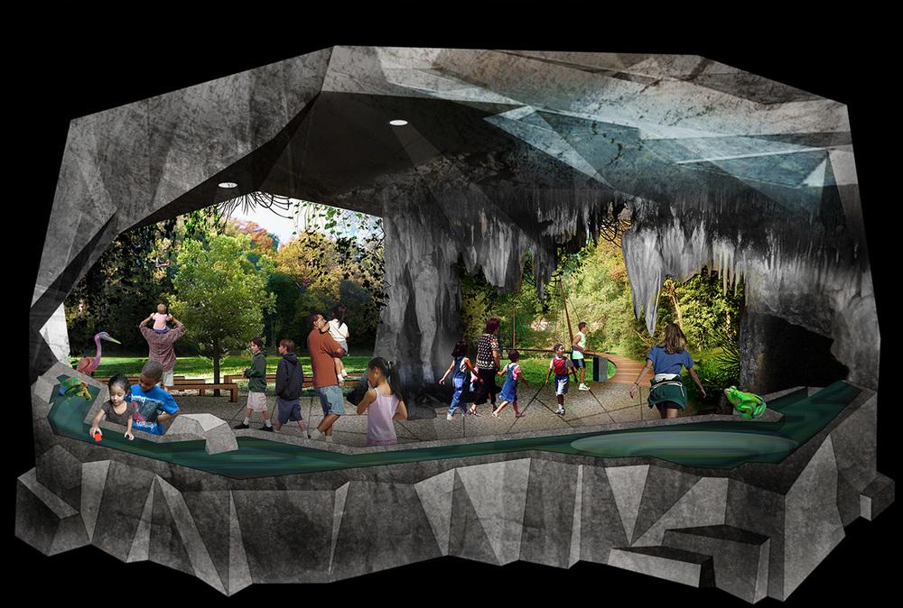 Cave+Pavilion+View