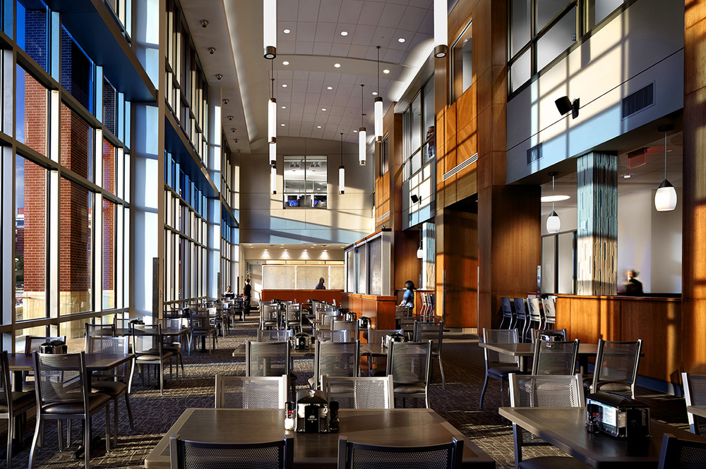 UMEM Student Center_Dining Area
