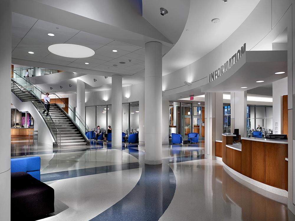 UMEM Student Center_Information Area