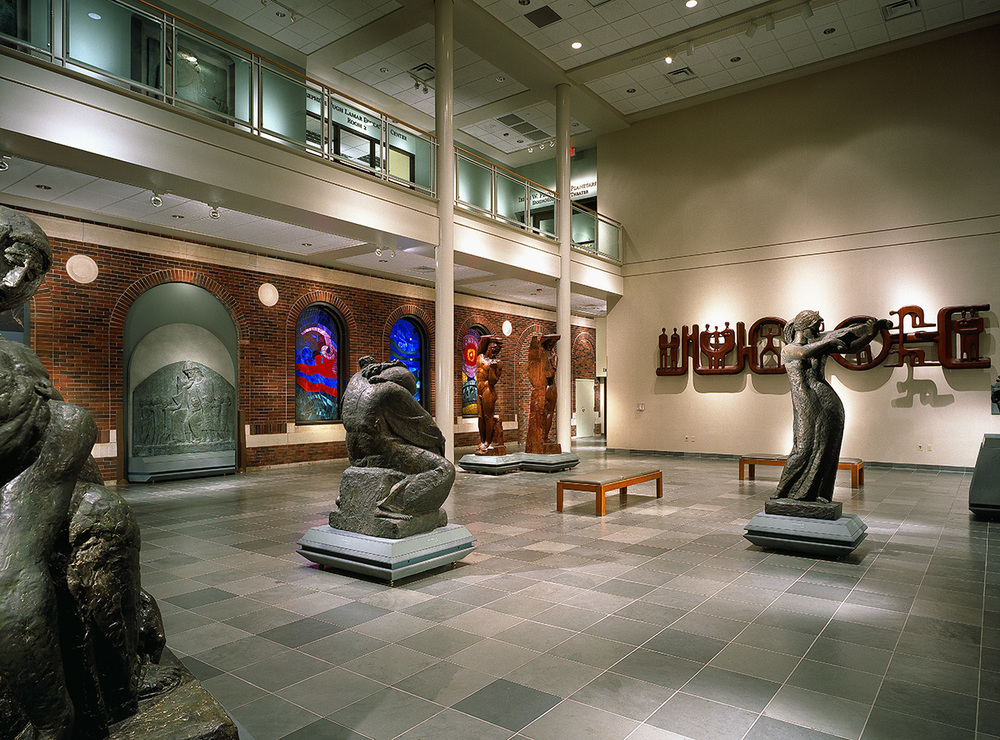 lobby-sculpture